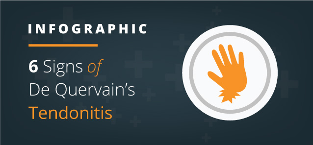De Quervain's Tendonitis: Symptoms and Statistics