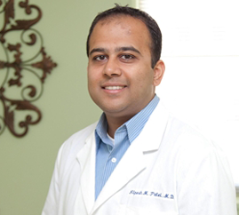 Hand Surgeons - Dr. Nilpesh M. Patel
